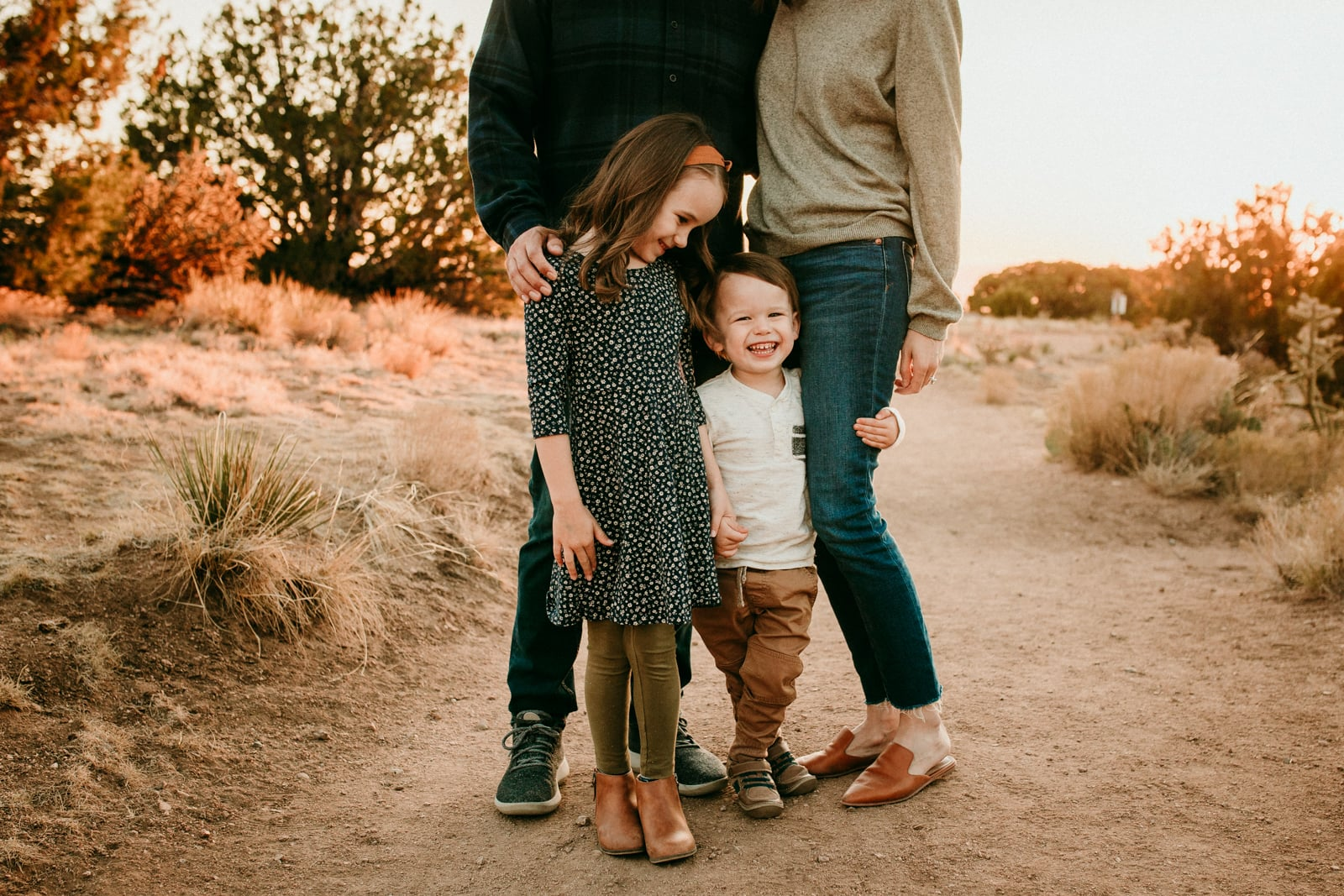 How to Get the Best Family Photos in Albuquerque